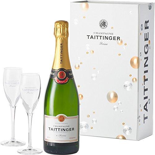 スパークリングワインはペアグラス付きで喜んでもらえる結婚祝い