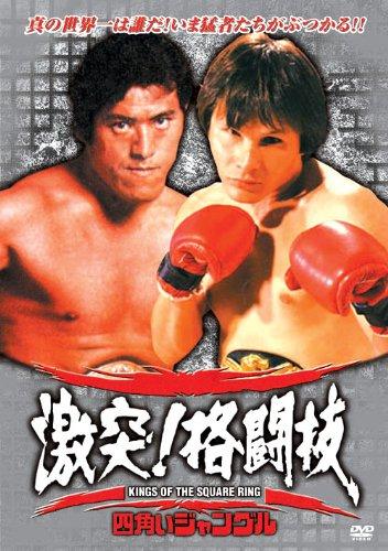 四角いジャングル 激突!格闘技 RAX-102N [DVD]