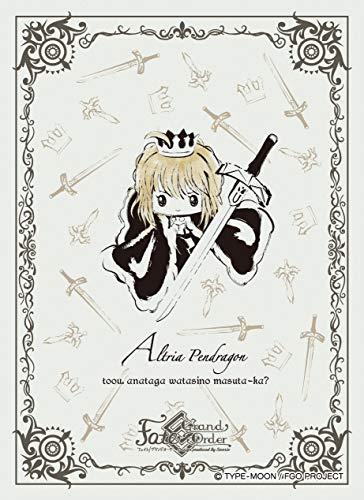 キャラクタースリーブ Fate/Grand Order【Design produced by Sanrio】 アルトリア・ペンドラゴン(B)(EN-856)