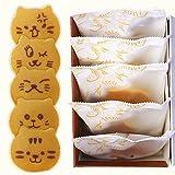 どら焼き 猫 ねこのお菓子 どらネコ 猫ドラ焼き 5個入り 箱入り