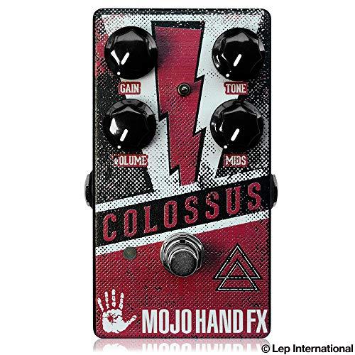 Mojo Hand Fx モジョハンドエフェクツ ファズ Colossus Fuzz (国内正規品) 【最新】Paul Gilbert(ポール・ギルバート)の機材・エフェクターボードを解析!ギターを支える機材の数々を紹介!【金額一覧】