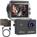 MUSON(ムソン) スポーツアクションカメラ 【4K高画質