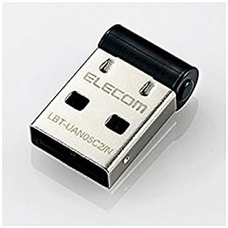 エレコムのBluetoothアダプタ「LBT-UAN05C/N」 ペアリングできない