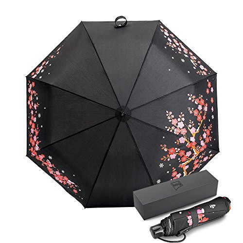 日頃の感謝の気持ちを込めてお母さんにboyの傘を贈る