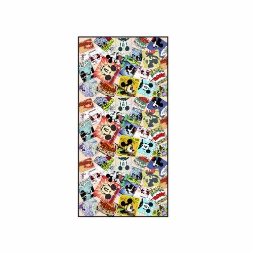 レジャーシート 2人用 1畳 90×180cm ミッキー&ミニー コマ ディズニー VS3
