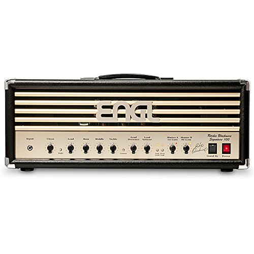 Ritchie Blackmore Signature 100 (E650/2) ギターアンプ 【徹底解析】Mooer Micro Preamp  エフェクター のコピー元一覧! 元ネタはあの名アンプ!!【プリアンプ】