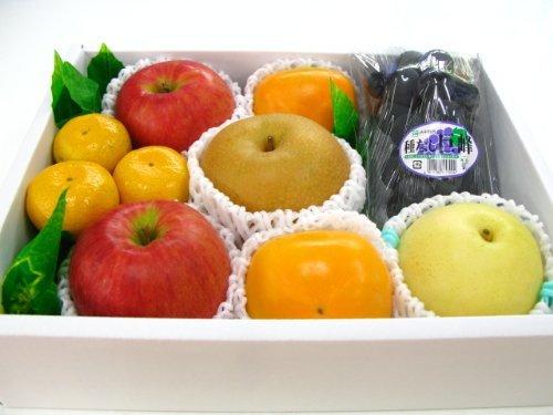 店長おまかせ特選季節のフルーツセットを母の日に贈る