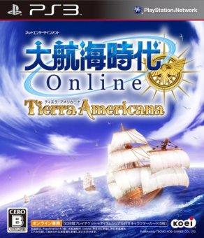 大航海時代 Online ~Tierra Americana~ (通常版) - PS3