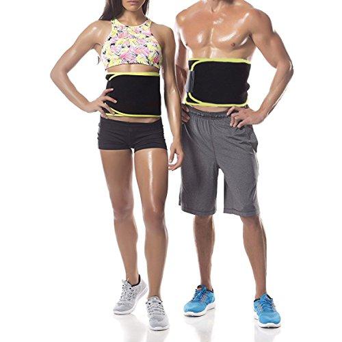 シェイプアップベルト 発汗 サウナベルト ウエスト ダイエット 腹ベルト ウェスト お腹引き締め ベルト 減量用 トレーニング用 ダイエット用 腰 サポーター 男女兼用 高品質
