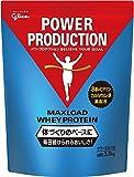グリコ パワープロダクション マックスロード ホエイプロテイン サワーミルク味 3.5kg【使用目安 約175食分】たんぱく質含有率70.3%(無水物換算値) 8種類の水溶性ビタミン、カルシウム、鉄配合