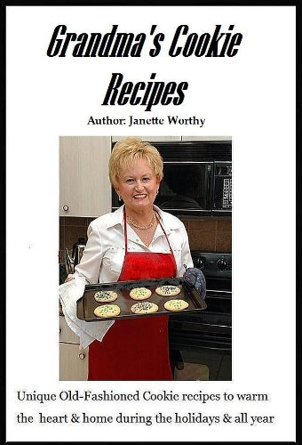 Grandma's Cookie Recipes (English Edition)
