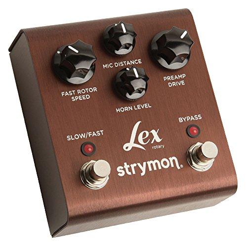 [国内正規品]Strymon:Lex Rotary (ストライモン:レックス・ロータリー) 【徹底解説】strymon(ストライモン) エフェクター全製品一覧! 最高峰のペダルの感想・レビュー付き。【動画・スペック・価格】