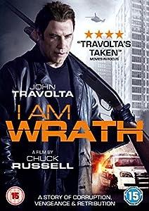 I Am Wrath [DVD] [2016] by John Travolta