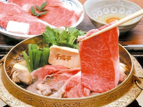 近江牛すき焼きを父の誕生日に家族で食べる