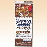 メイバランス ブリックゼリー コーヒー味 220g