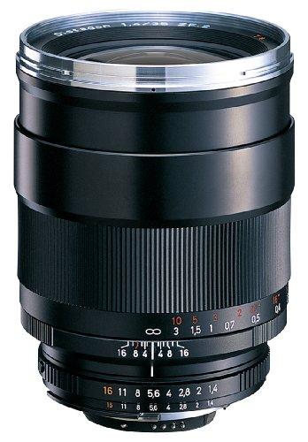 Carl Zeiss Distagon T*1.4/35mm ZE ブラック シェード付 キヤノンEFマウント