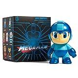 [キッドロボット]Kidrobot Mega Man Metallic Blue Bomber 3 Vinyl Figure TRLCL016 [並行輸入品]