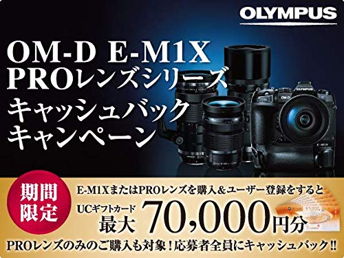OLYMPUS OM-D E-M1Xボディ