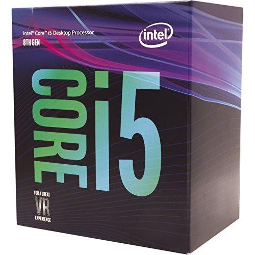 Intel CPU 3.0GHz 9Mキャッシュ 6コア/6スレッド LGA1151 Core i5-8500 BX80684I58500【BOX】