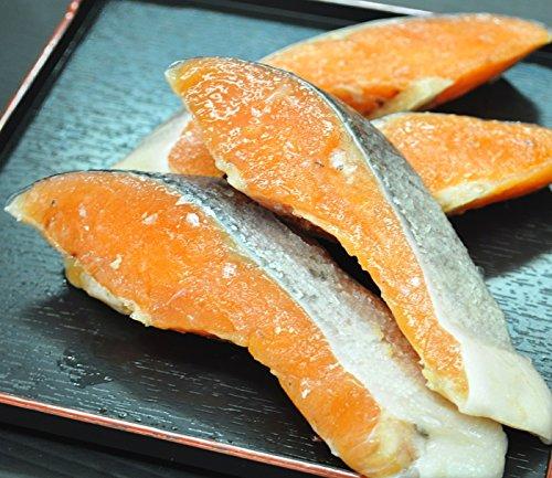 銀鮭 切り身 辛塩 50g×40切 約2kg