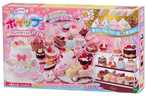 お菓子を作る事が出来るおもちゃは6歳の女の子に人気