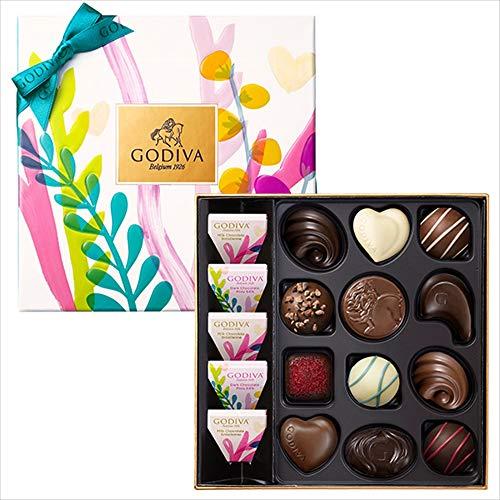 ゴディバは母の日で花束以外で人気の高いプレゼント