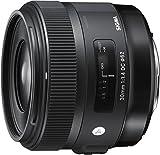 SIGMA 単焦点レンズ Art 30mm F1.4 DC HSM ニコン用 APS-C専用 301552