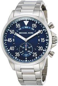 [マイケル・コース アクセス]MICHAEL KORS ACCESS 腕時計 GAGE ハイブリッドスマートウォッチ MKT4000 メンズ 【正規輸入品】