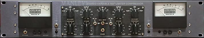 MANLEY Stereo Variable-MU