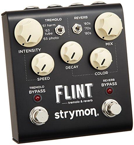 [国内正規品]Strymon:FLINT (フリント) 【徹底解説】strymon(ストライモン) エフェクター全製品一覧! 最高峰のペダルの感想・レビュー付き。【動画・スペック・価格】