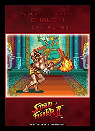 ブロッコリーキャラクタースリーブ STREET FIGHTER II「ヨガフレイム」