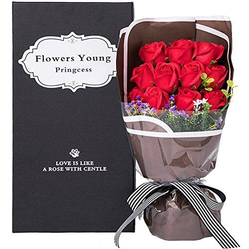 薔薇を母の日にプレゼント