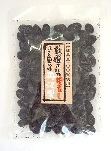 キムラフーズ 丹波黒豆しぼり 125g