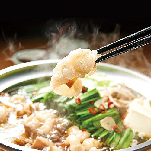 美味しいもつ鍋を自宅で食べる事が出来るギフト