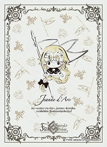 キャラクタースリーブ Fate/Grand Order【Design produced by Sanrio】 ジャンヌ・ダルク(B)(EN-857)