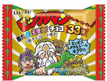 ビックリマンチョコ<悪魔VS天使 第33弾> 30入 食玩・ウエハース