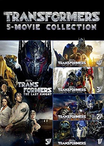 【Amazon.co.jp限定】トランスフォーマー DVDシリーズパック 特典DVD付き ※初回限定生産(キャラクターカードセット付き)