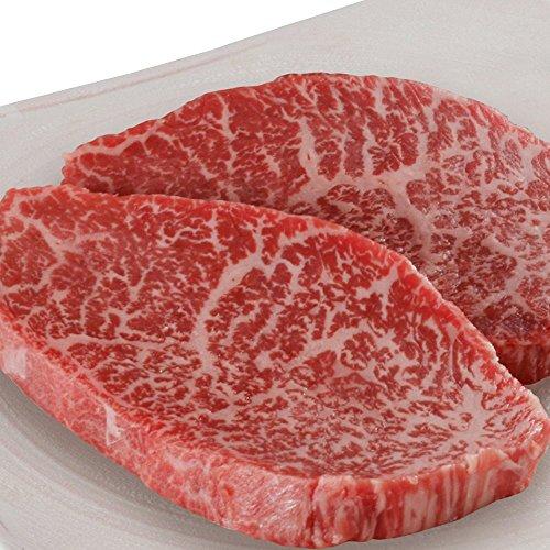数量限定販売【Amazon.co.jp限定】 特選松阪牛専門店やまと A5等級 黒毛和牛 コモモステーキ 100g 2枚 国産牛肉 ステーキ ローストビーフにも