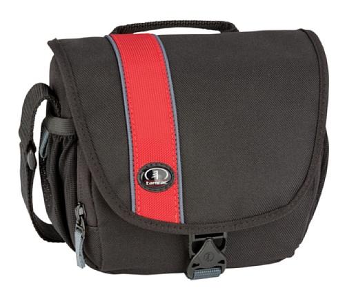 tamrac ショルダーバッグ ラリーシリーズ 1.8L ブラック×レッド 3440