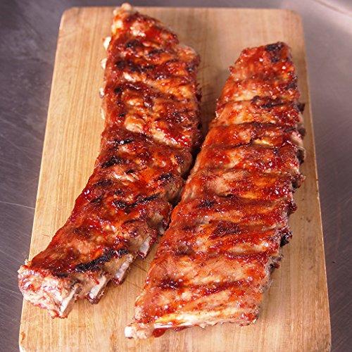 豚スペアリブ ベービーバックリブ (2枚) バーベキュー BBQ用