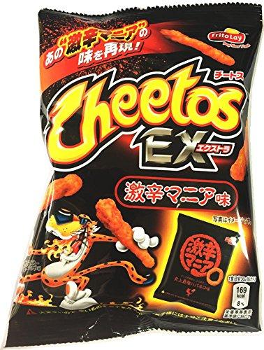 チートス エクストラ 激辛マニア味 60g 【数量限定品】