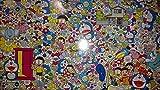 2017 ドラえもん展 六本木 ジグソーパズル 1000pcs size 73.5cm×51cm TAKASHI MURAKAMI FOR THE DORAEMON EXHIBITION TOKYO2017