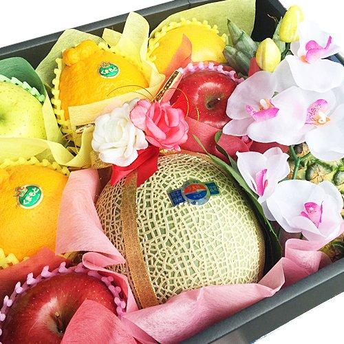 フルーツの盛り合わせは誕生日プレゼントに人気のギフト