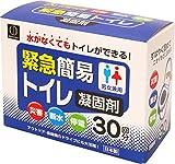 小久保 緊急簡易トイレ 凝固剤 30回分 6590