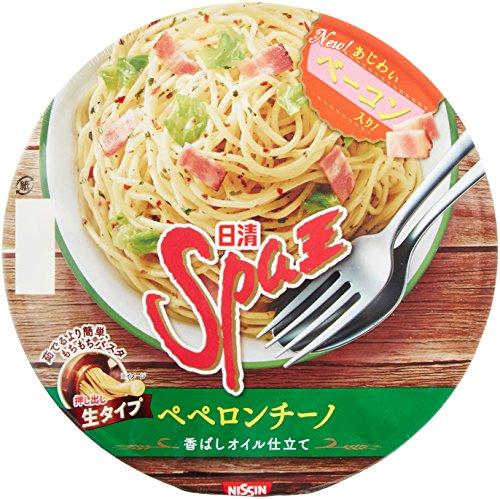 日清食品 日清Spa王 ペペロンチーノ 189g×12個