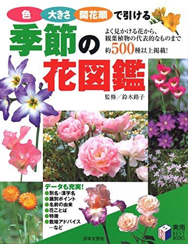 花の図鑑を5歳の誕生日にプレゼント