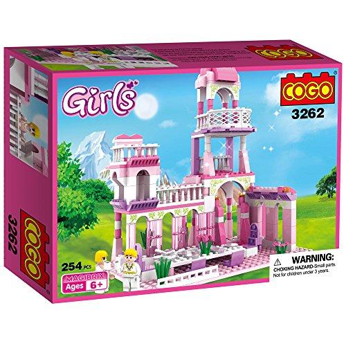 想像力を掻き立てるレゴは4歳の女の子に人気の高いおもちゃ