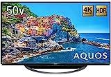 シャープ 4K対応液晶テレビ AQUOS 4T-C50AJ1