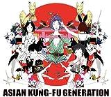 ASIAN KUNG-FU GENERATION10周年記念ライブファン感謝祭に行ってきた!ファン投票とメンバーの投票結果の違いがわかるって面白い!【セットリスト】