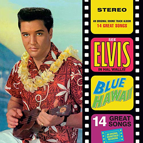 Blue Hawaii (Original Soundtrack Album) [Analog]